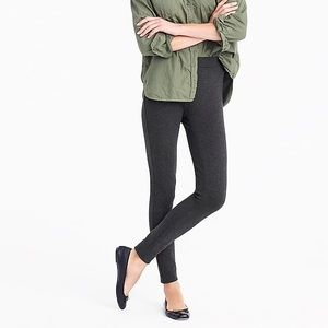 J Crew Any Day Pant In Stretch Ponte